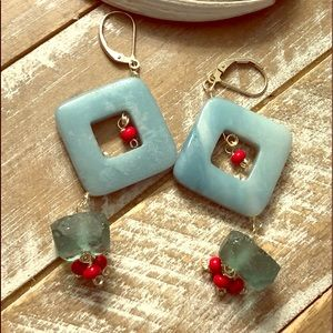 Jewelry - Fun earrings!!!